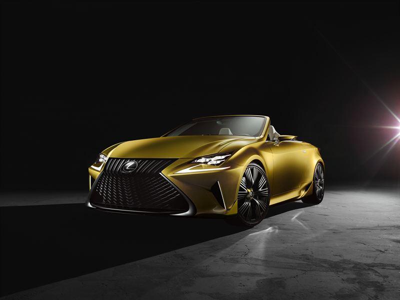 Lexus Los Angeles >> Lexus Lf C2 Avokonseptimalli Sai Maailman Ensi Iltansa Los