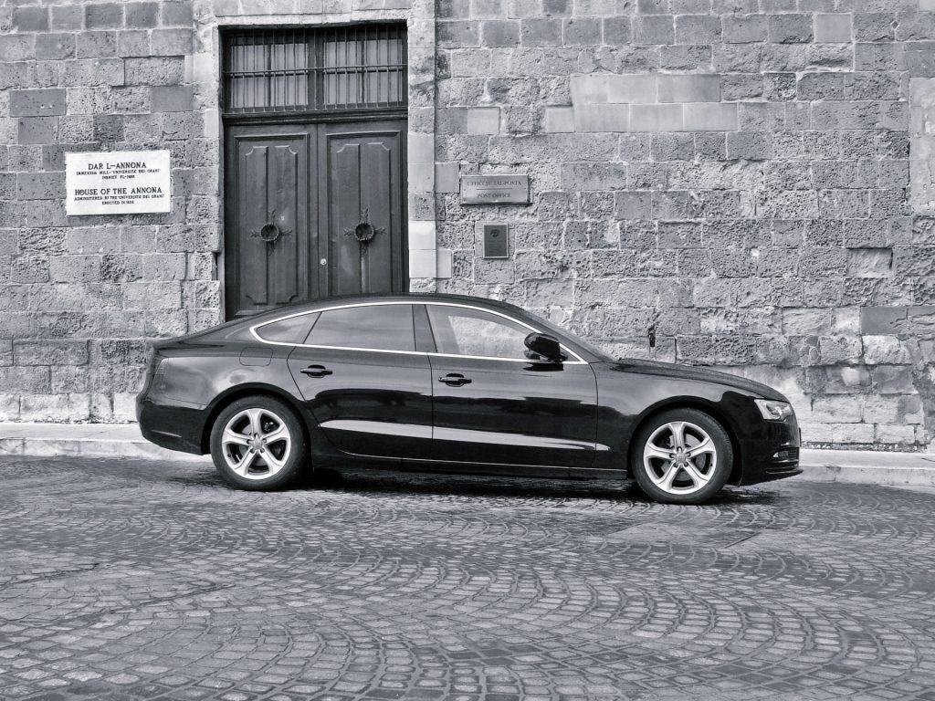 luxury-black-car