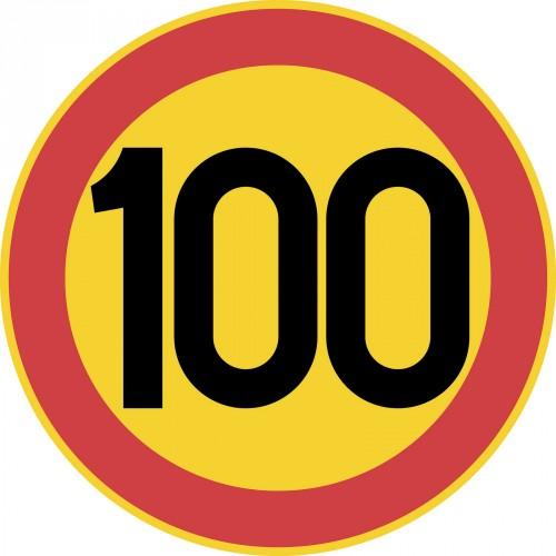 nopeusrajoitus-100