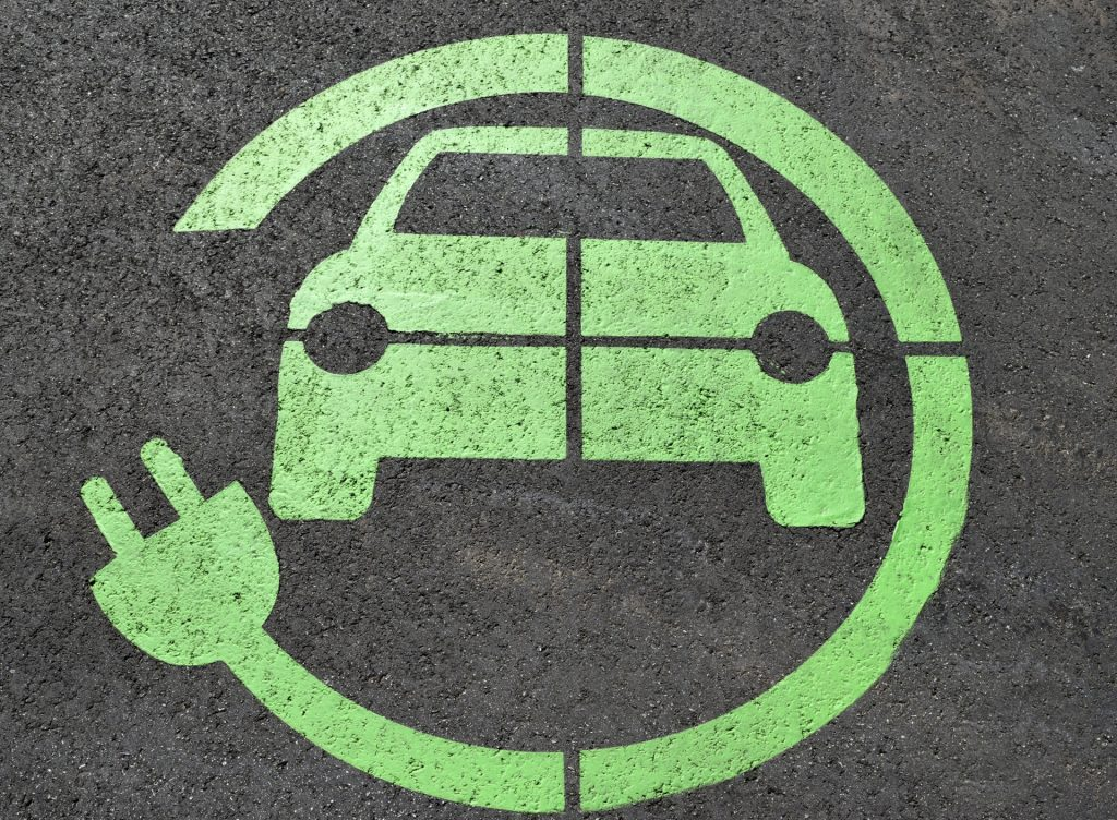 hybrid-car-charge-area