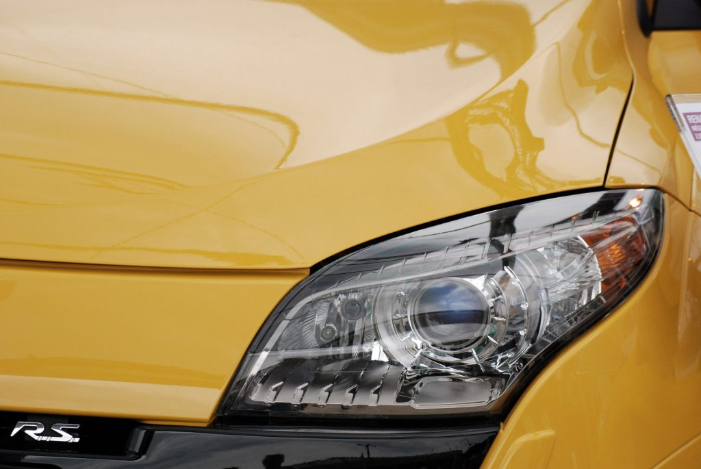 sports-car-headlight