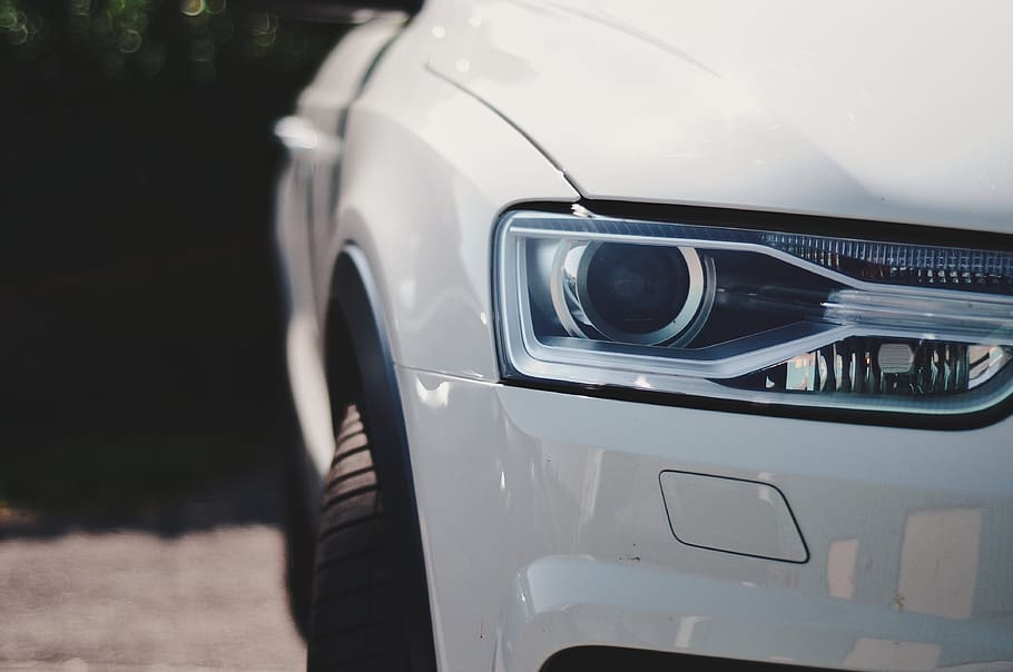 car-luxury-white-headlights
